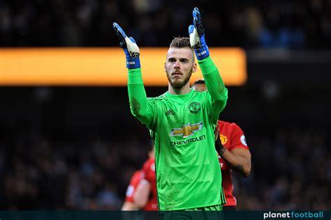 Man Utd Options Should De Gea Depart