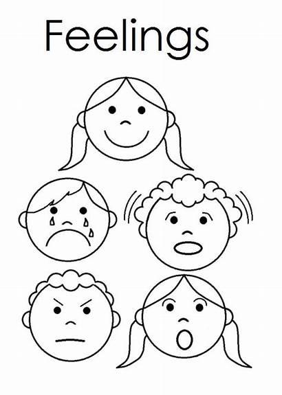 Feelings Emotions Preschool Childrens Place