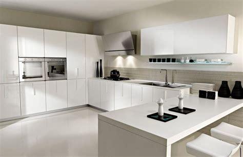 cuisine boffi cómo decorar cocinas blancas