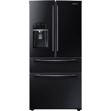 "Samsung Appliance RF25HMEDBBC 33"" French Door Refrigerator"