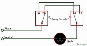 Wiring Diagram For A Two Way Switch
