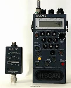 Sony Icf Vhf Receiver