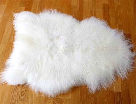 peau de mouton islandais blanc tannage 233 cologique