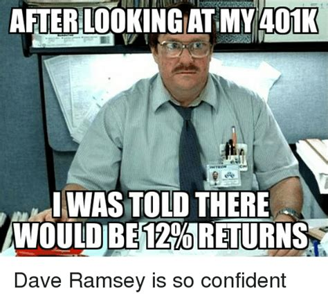 Dave Ramsey Meme - 25 best memes about dave ramsey dave ramsey memes