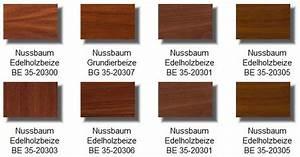Holz Beizen Farben : holzbeize nussbaum bei ~ Indierocktalk.com Haus und Dekorationen