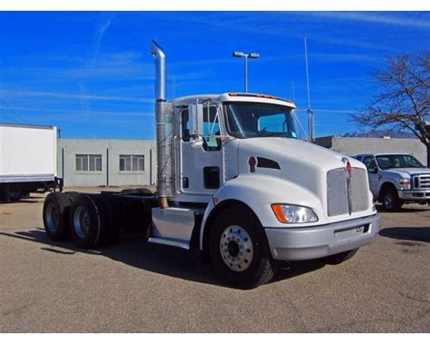 2009 kenworth truck 2009 kenworth t370 heavy duty cab chassis truck for sale