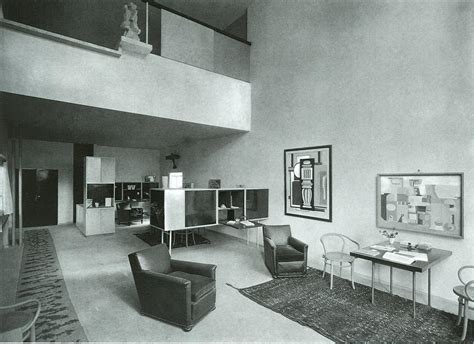 interior space and tradition in the modern avant garde the space