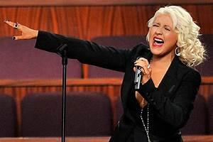 Christina Aguilera's Soulful Etta James Tribute Gets ...