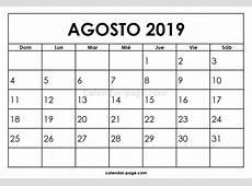 Calendario 2019 Download 2019 Calendar Printable with
