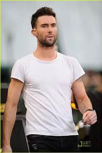 Adam Levine [Maroon 5] | The Male Celebrity  Adam