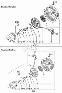 Robin  Subaru Ey28 Parts Diagram For Recoil Starter