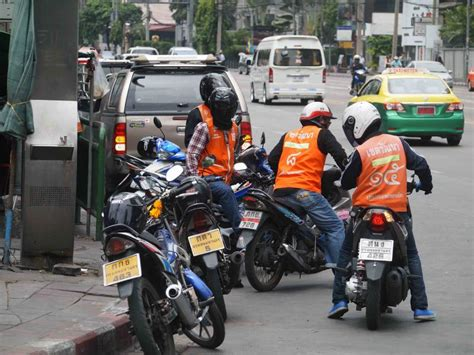 Land Transport Tells Operator Of Grabbike Motorcycle Taxi To Halt Service