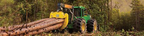 forestry equipment john deere