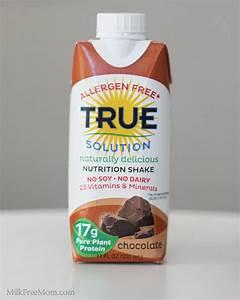True Solution Allergen Free Nutrition Shake Review