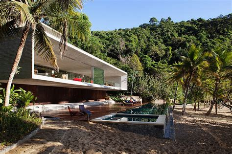 paraty house  studio mk architecture design