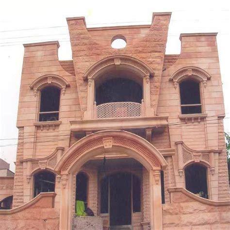 rajasthani home stone design home design