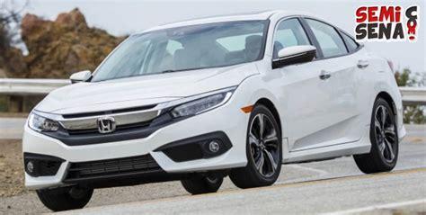 Gambar Mobil Honda Civic Hatchback by 60 Gambar Mobil Honda Civic Terbaru Lengkap Harga Ragam