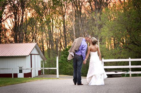Rustic Country North Carolina Wedding