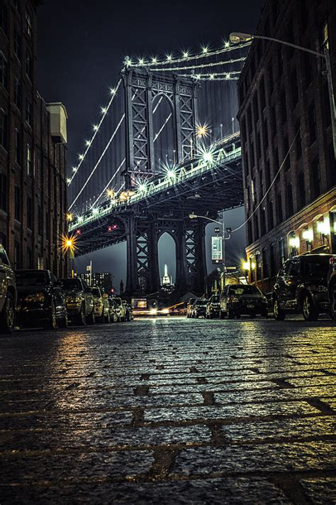 nyc photography manhattan bridge  york art print nyc