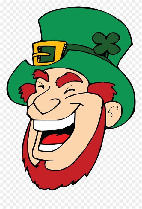 leprechaun face clipart   cliparts  images