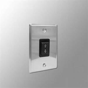 Controls For Micro Projector Lift    Draper  Inc