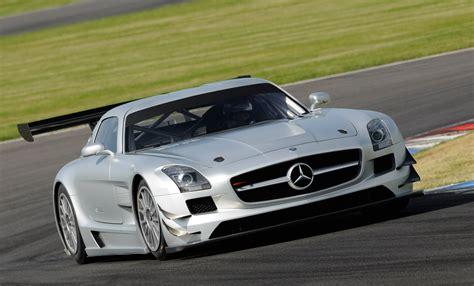 2011 Mercedes Benz Sls Amg Gt3 Race Racing Supercar