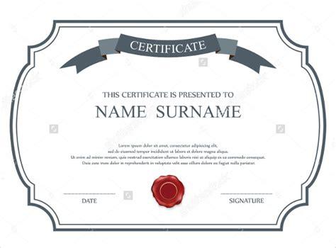 blank certificate template  psd vector eps ai