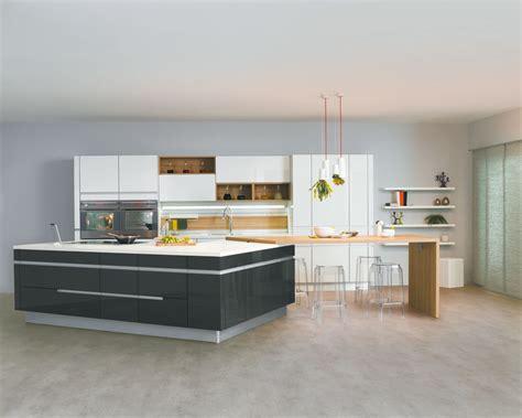 le site de cuisine cuisine avec îlot central modèle sensations