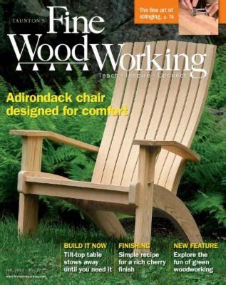 fine woodworking april    magazines