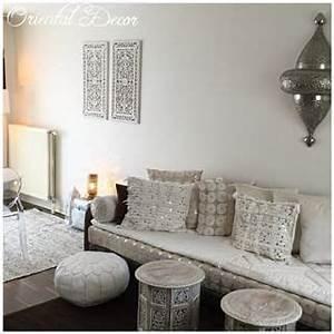 Décoration Orientale Moderne : accessoire salle de bain marocain recherche google mon maroc pinterest salons moroccan ~ Teatrodelosmanantiales.com Idées de Décoration