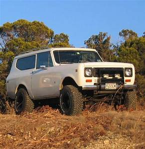 International Harvester Scout Ii  Look Closely And You U0026 39 Ll