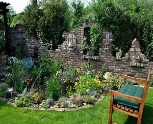 Steinmauer Im Garten : alte steinmauern im garten new garten ideen ~ Lizthompson.info Haus und Dekorationen