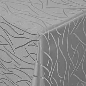 Damast Tischdecke Weiß : tischdecken damast eckig mit saum streifen grau ~ Watch28wear.com Haus und Dekorationen