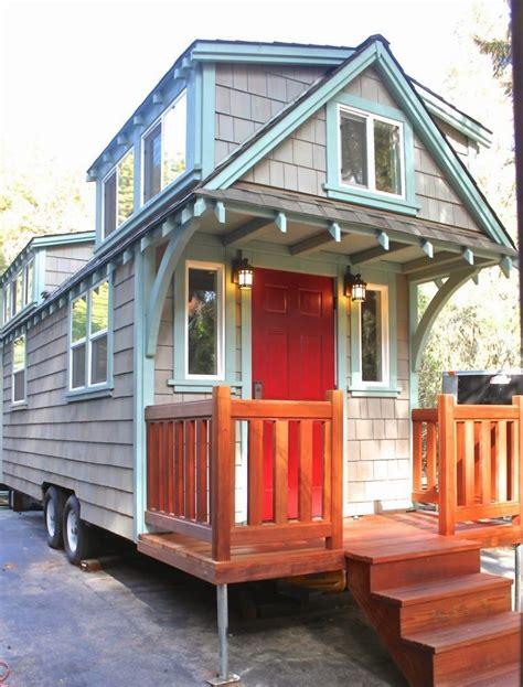 sq ft craftsman bungalow molecule tiny home