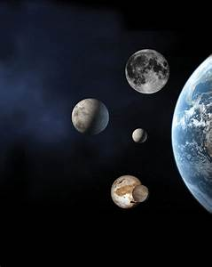 Solar System Planet Pluto Nix - Pics about space