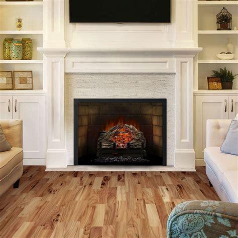 electric fireplace logs ideas  pinterest