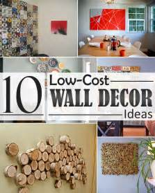 low cost home interior design ideas 10 low cost wall decor ideas that completely transform the interior design of your home