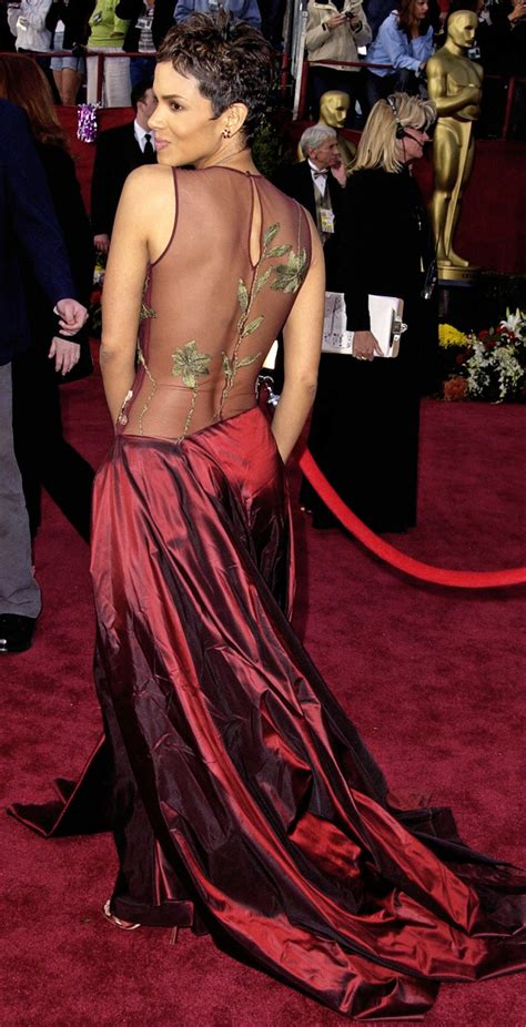 Oscar Gowns With The Best Back Views Ever People