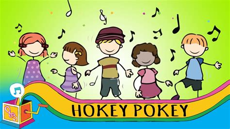 hokey pokey karaoke youtube