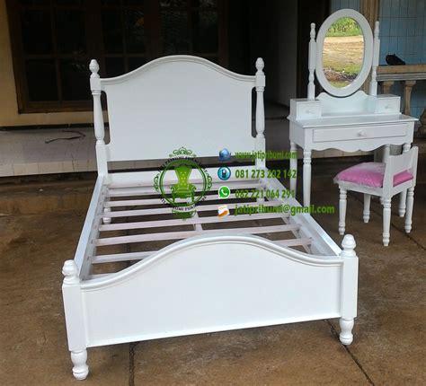 set tempat tidur anak model terbaru jati pribumi