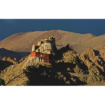 Juley Ladakh: Namgyal Tsemo Gompa
