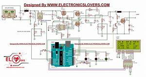 Solar Panel Charge Controller Wiring Diagram Sample