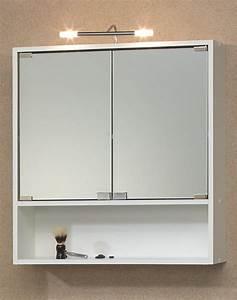 Badezimmer Spiegelschrank Vintage : dreams4home spiegelschrank milano wei m bel badm bel spiegelschr nke ~ Indierocktalk.com Haus und Dekorationen