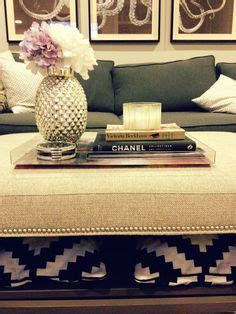 how to decorate an ottoman 1000 images about ottoman tray decor on pinterest
