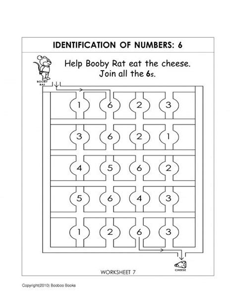 Number Recognition Worksheets & Activities  Number Recognition, Worksheets And Number