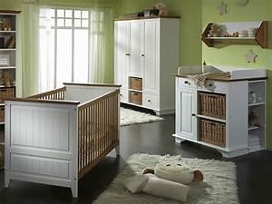 Günstiges Babyzimmer Komplett Set : babyzimmer komplett kinderzimmer baby m bel set wei honig kiefer massiv holz ebay ~ Bigdaddyawards.com Haus und Dekorationen