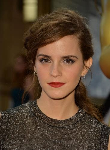 Emma Watson Images Annual Academy Awards