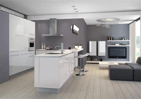 ot central de cuisine cuisine equipee avec ilot central cuisine en image