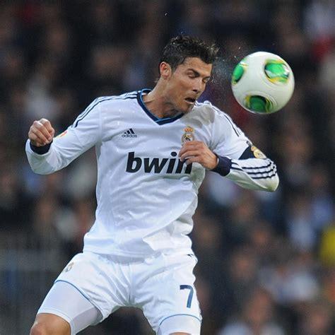 Cristiano Ronaldo's Greatest Headed Goals | Bleacher ...