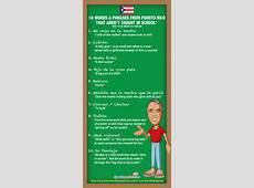 Infographic 10 Vulgar Spanish Slang Words and Phrases